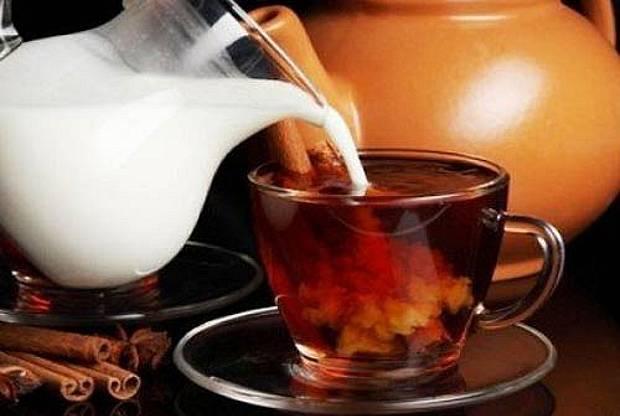 Фото - Чай с молоком для похудения