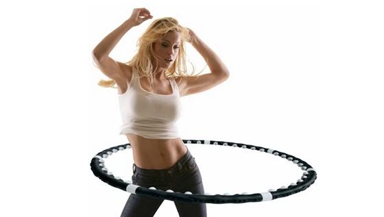Фото и отзывы о Занятия с массажным обручем: быстрый путь к похудению