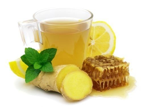 Фото - Чай с имбирем