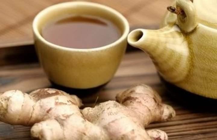 Фото на тему: Чай с имбирем