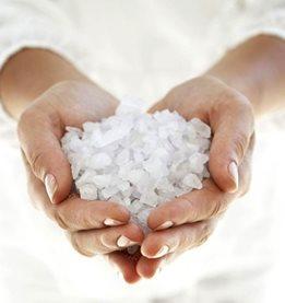 Фото - Морская соль для похудения