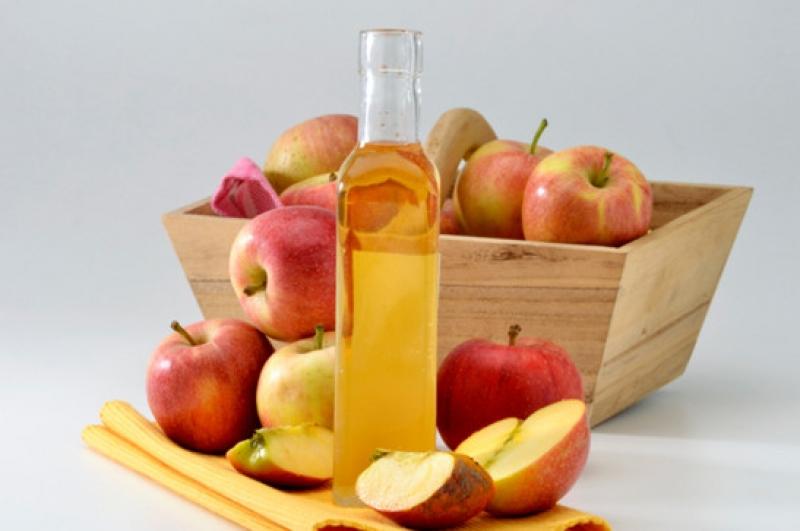 Фото и отзывы о Яблочный уксус для похудения
