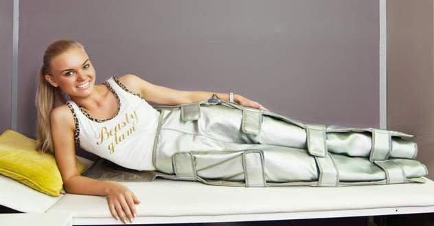 Фото и отзывы о Инфракрасные штаны для похудения