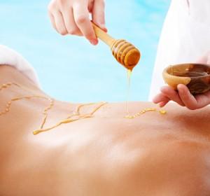Фото - Медовый массаж