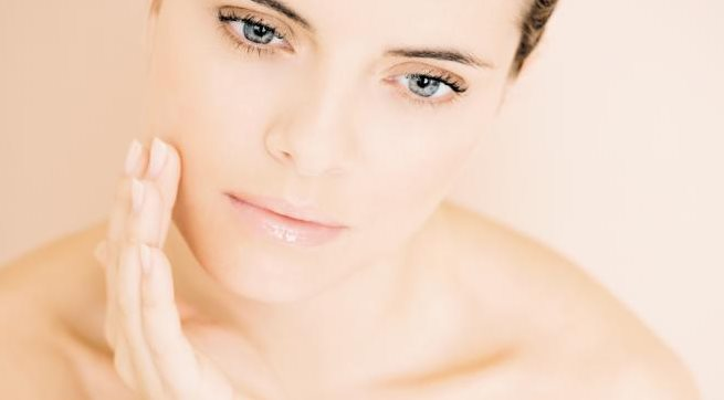 Фото чистой кожи без крема