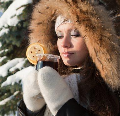 Фото - Горячие напитки, согревающие в мороз