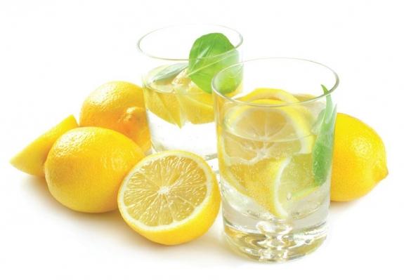 Фото - Вода с лимоном для похудения
