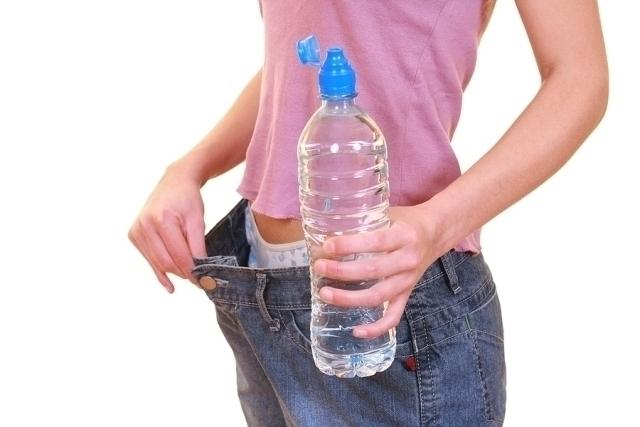 Фото воды для похудения, сколько пить воды