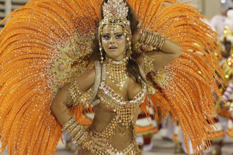 Фото рецепты красоты из Бразилии и Доминиканы