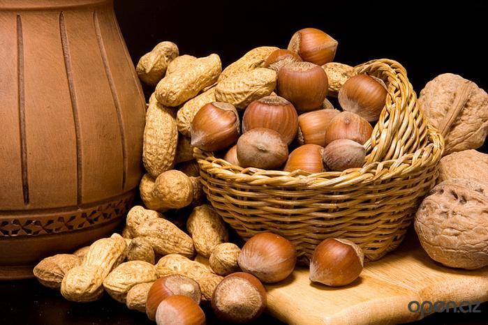 Фото эффективная диета орехи