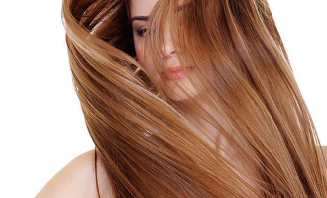 Фото в здоровых волосах здоровый дух