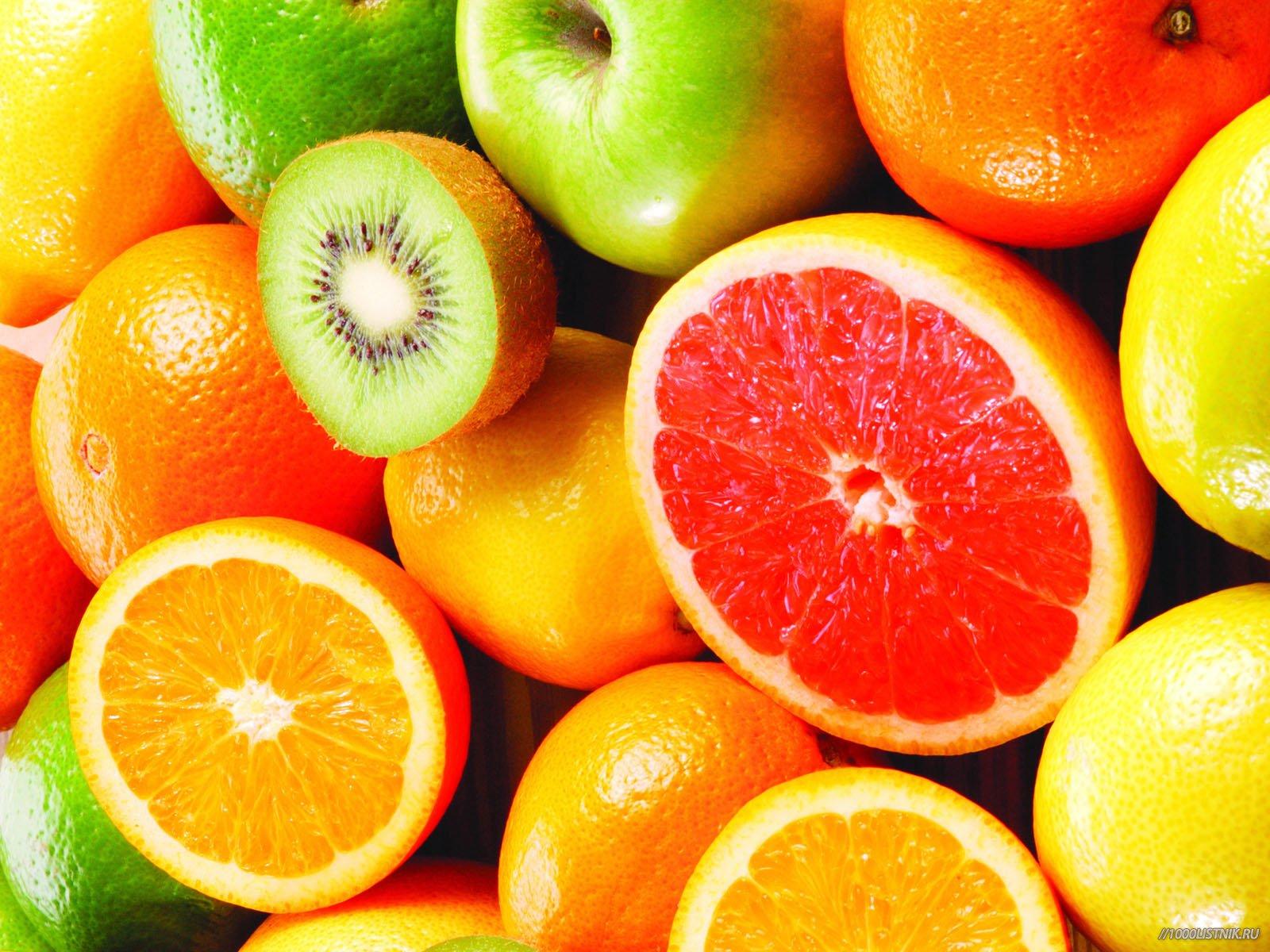 Фото - Наш рацион: польза цитрусовых фруктов