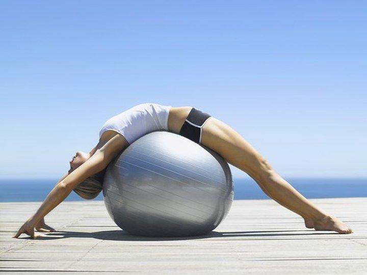Фото - Лечебная гимнастика при остеохондрозе