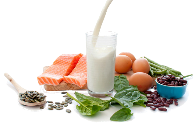 Фото протеин