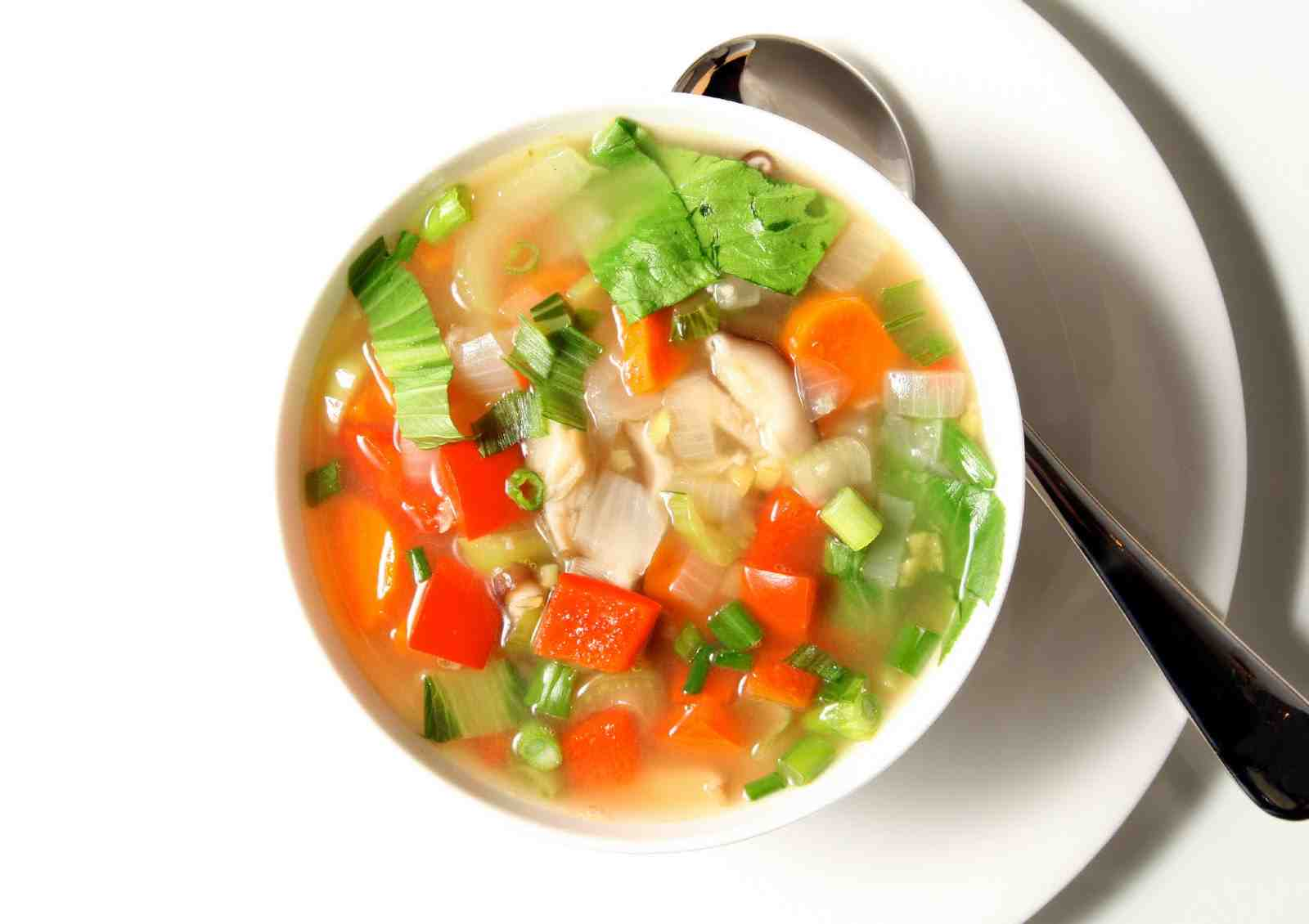 Фото - Суп из сельдерея для похудения
