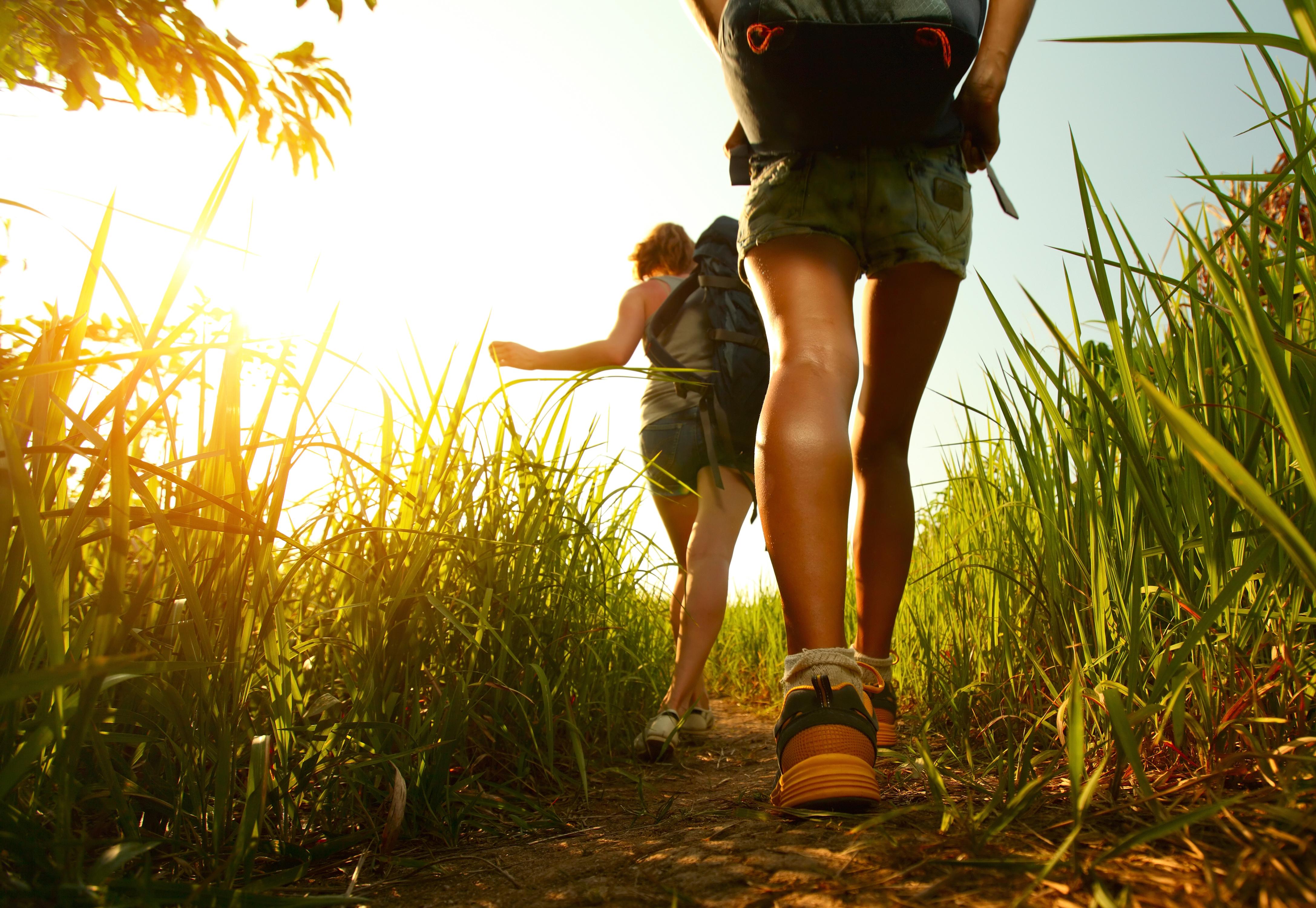 Фото ходьба