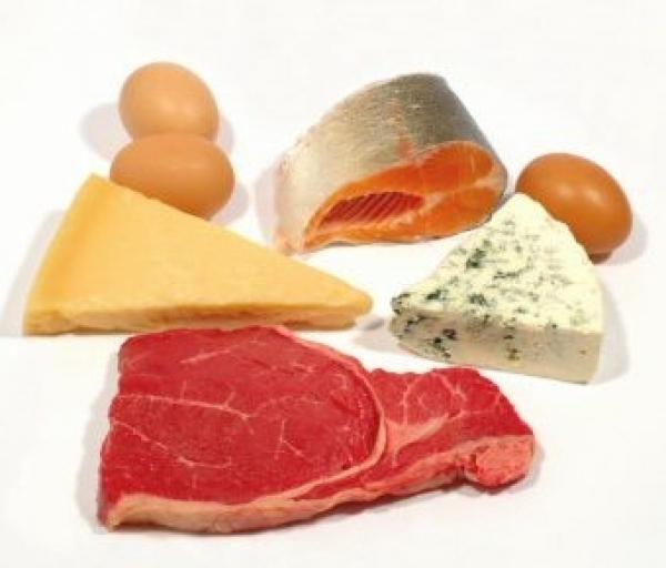 Фото - Меню белковой диеты для похудения