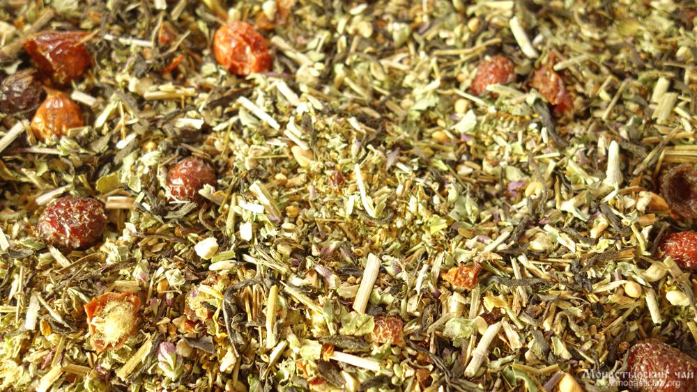 Фото монастырский чай