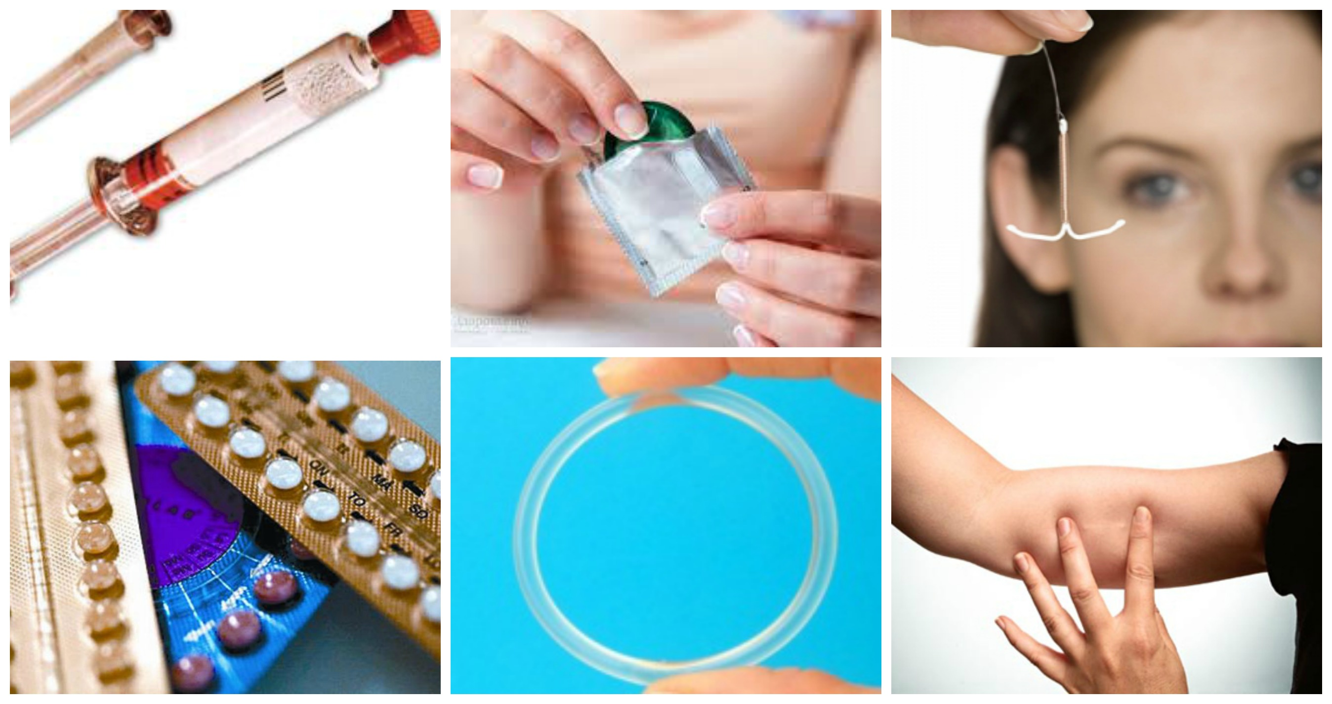 Фото контрацептивы