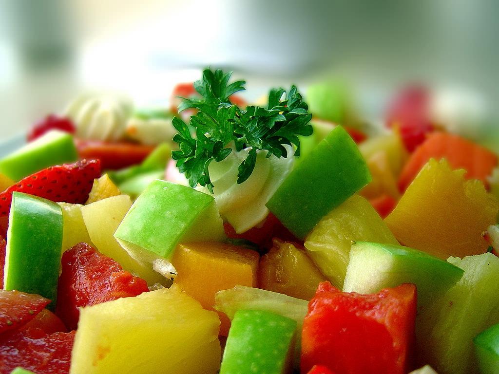 Фото - Диета вегетарианская для похудения
