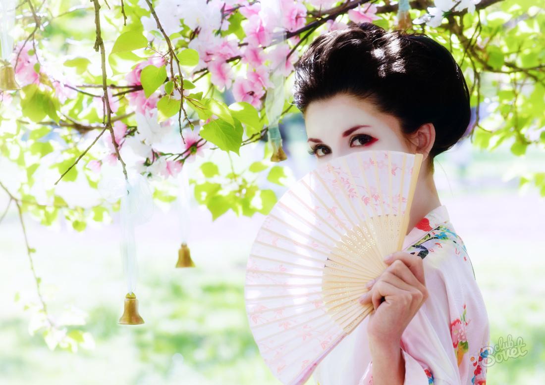 Фото - Диета гейши