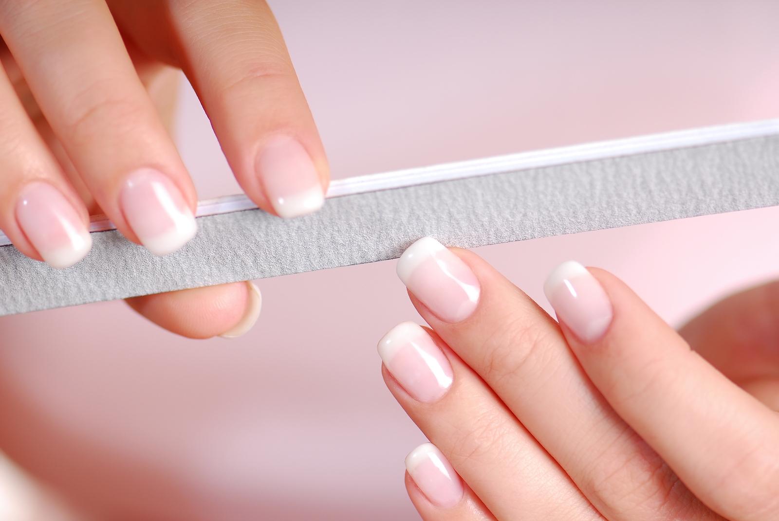 Фото - Правильный уход за ногтями