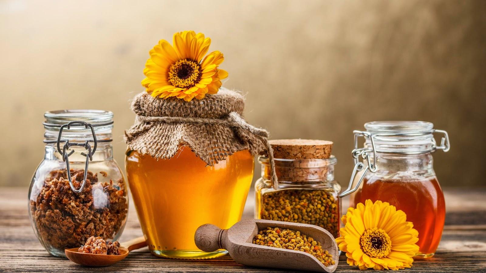 """Фото - """"Домашний доктор"""": польза меда и применение пчелиных продуктов"""