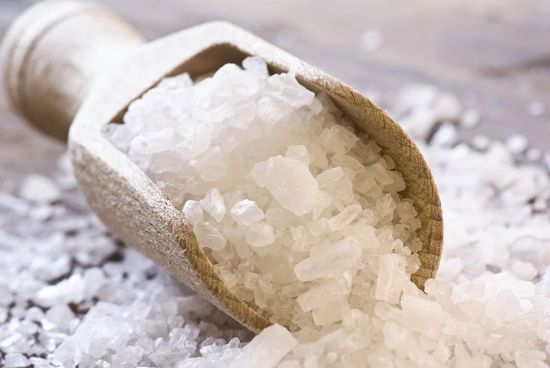 Фото - Морская соль: описание вещества