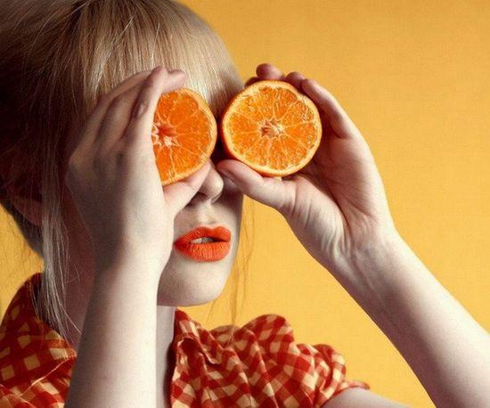 Апельсин и тело