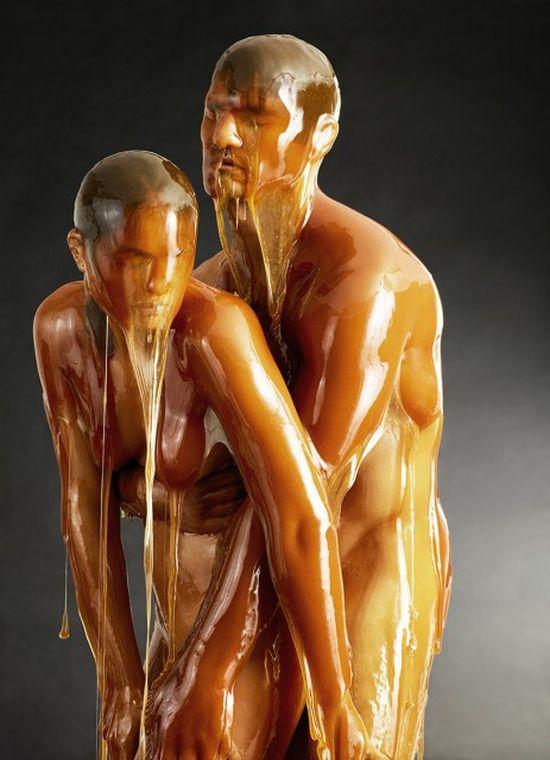 Медовые маски для лица и тела