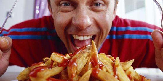 Эрекция хорошая или плохая и жареная еда