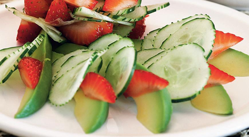Фото - Рецепты витаминных салатов