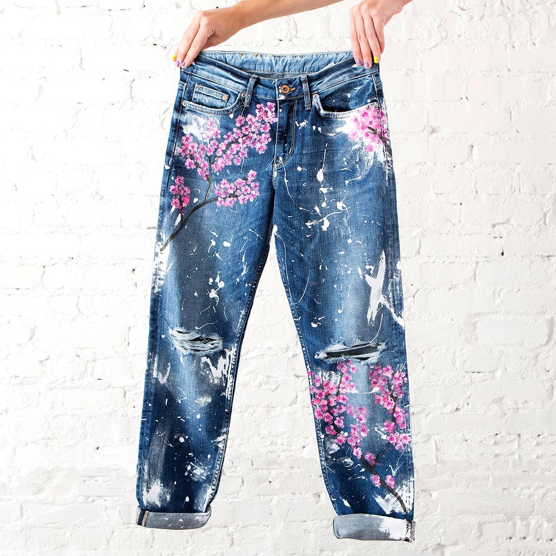 как дизайн джинс картинки первый тематический крытый