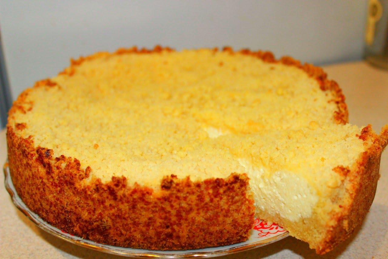 рецепт королевский пирог с творогом рецепт с фото