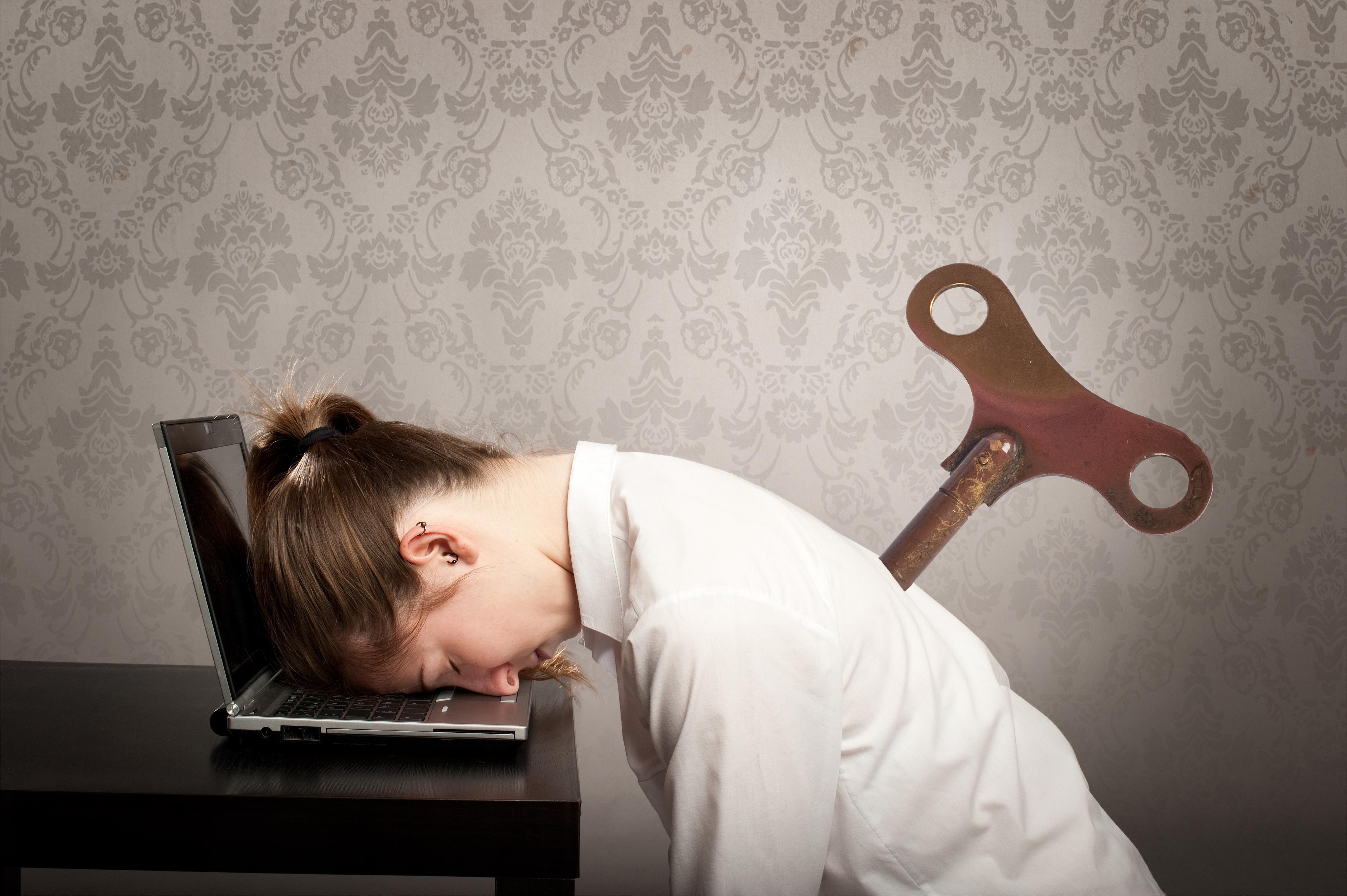 уставшие люди картинки смешные
