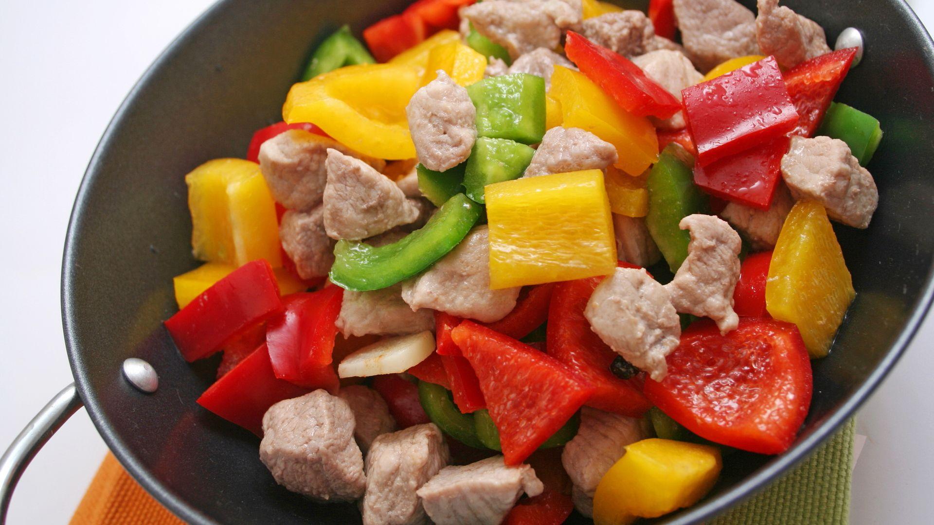 Фото - Дайте вкусные рецепты салатов с мясом!
