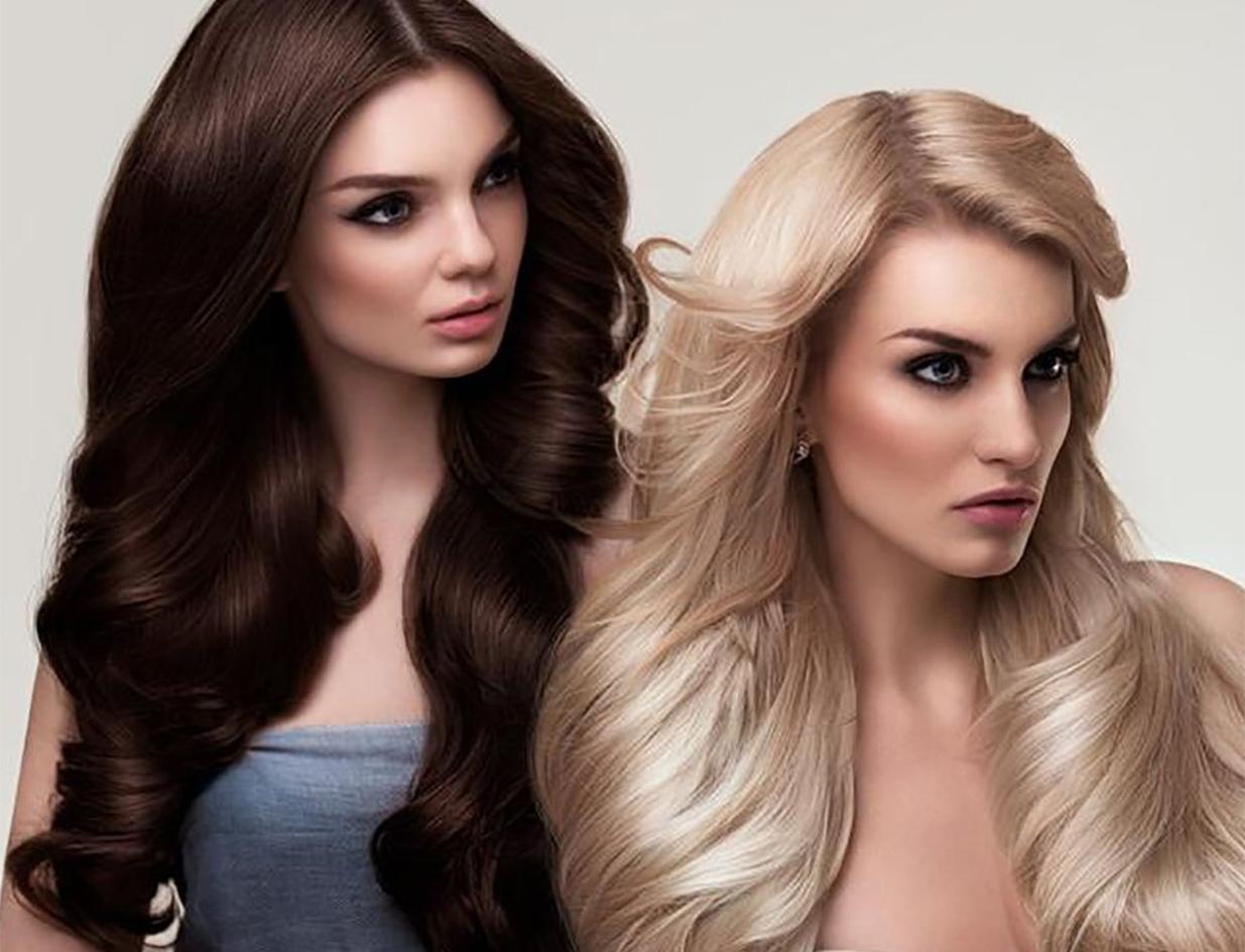 фотографии цвет волос подобрать