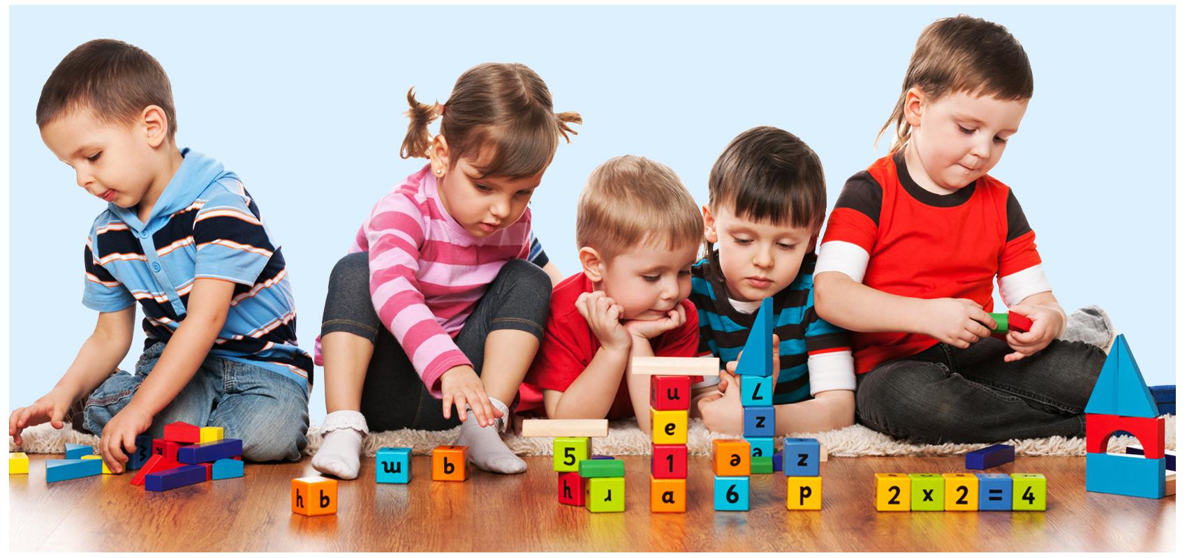 Фото на тему: Нужен ли ребенку детский сад?
