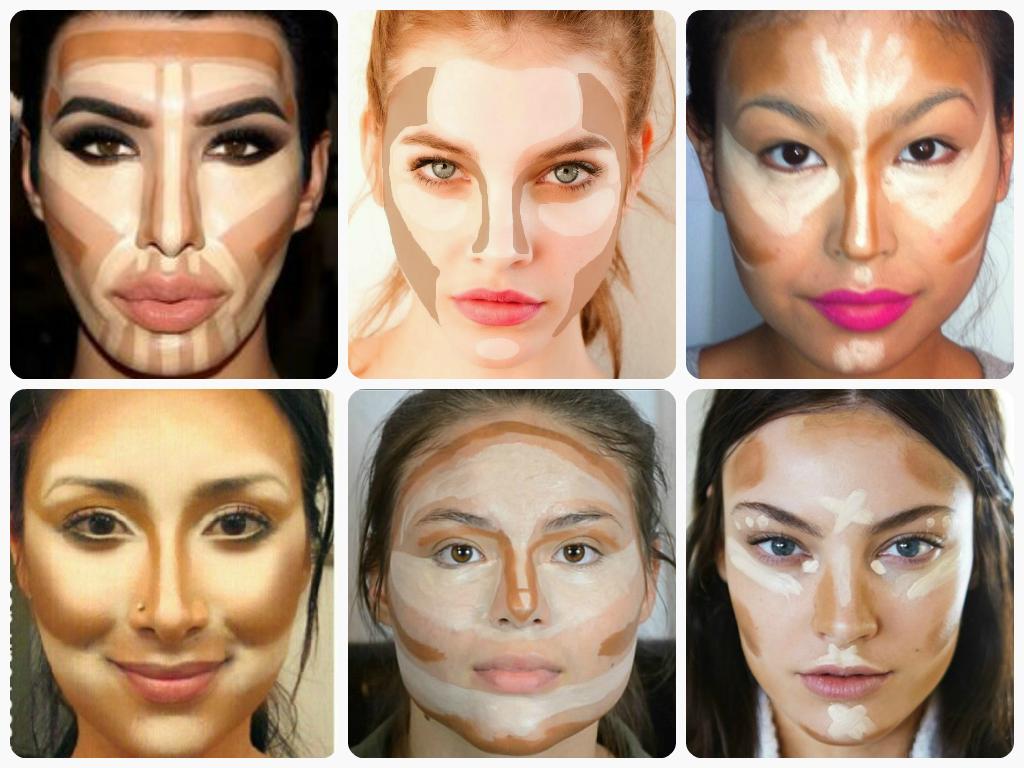 Как корректировать лицо в фотографии