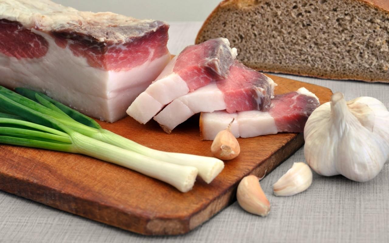 Картинки мясо сало