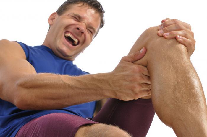 Судорога в ногах во время секса