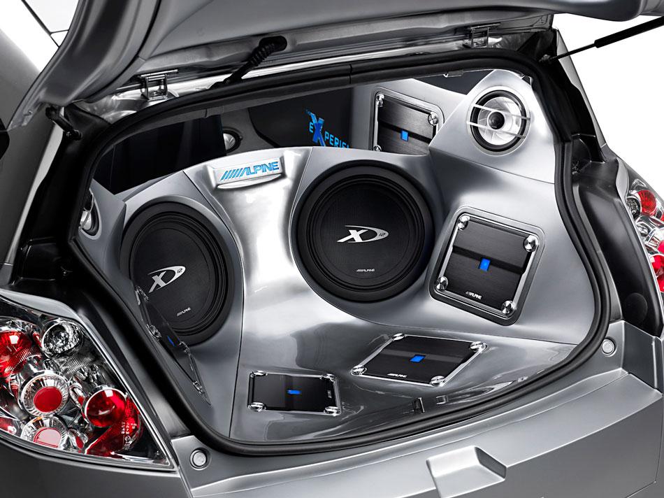 Фото на тему: Аудиосистема в машину