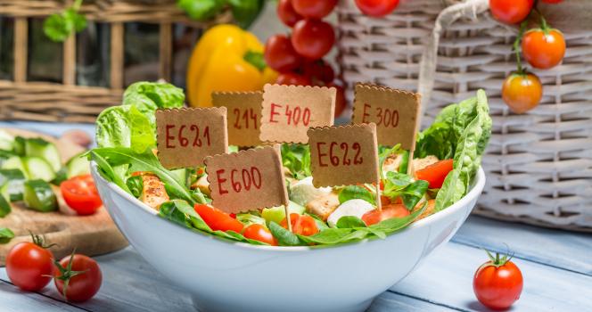 Фото на тему: Какие безопасные добавки есть в еде?