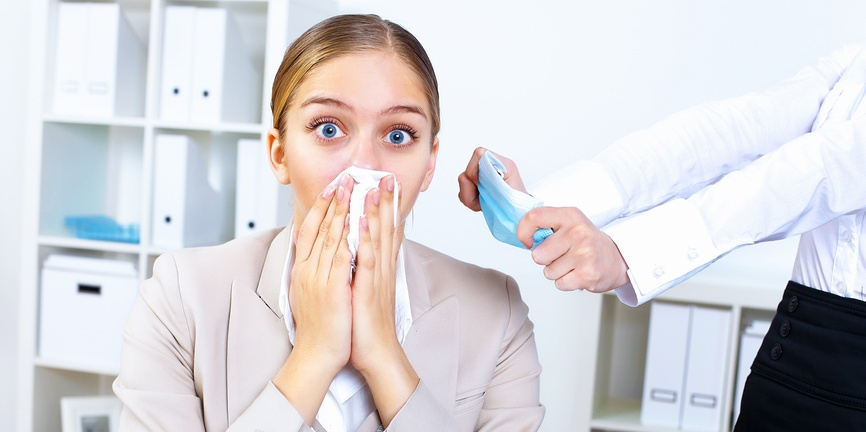 Фото на тему: Как не заболеть гриппом?