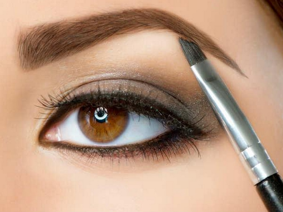 Фото на тему: Как нарисовать брови карандашом поэтапно