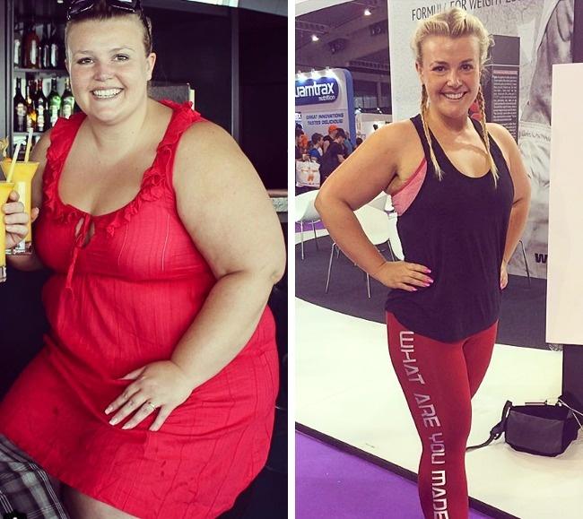 Люди до и после тренажерного зала фото еще две
