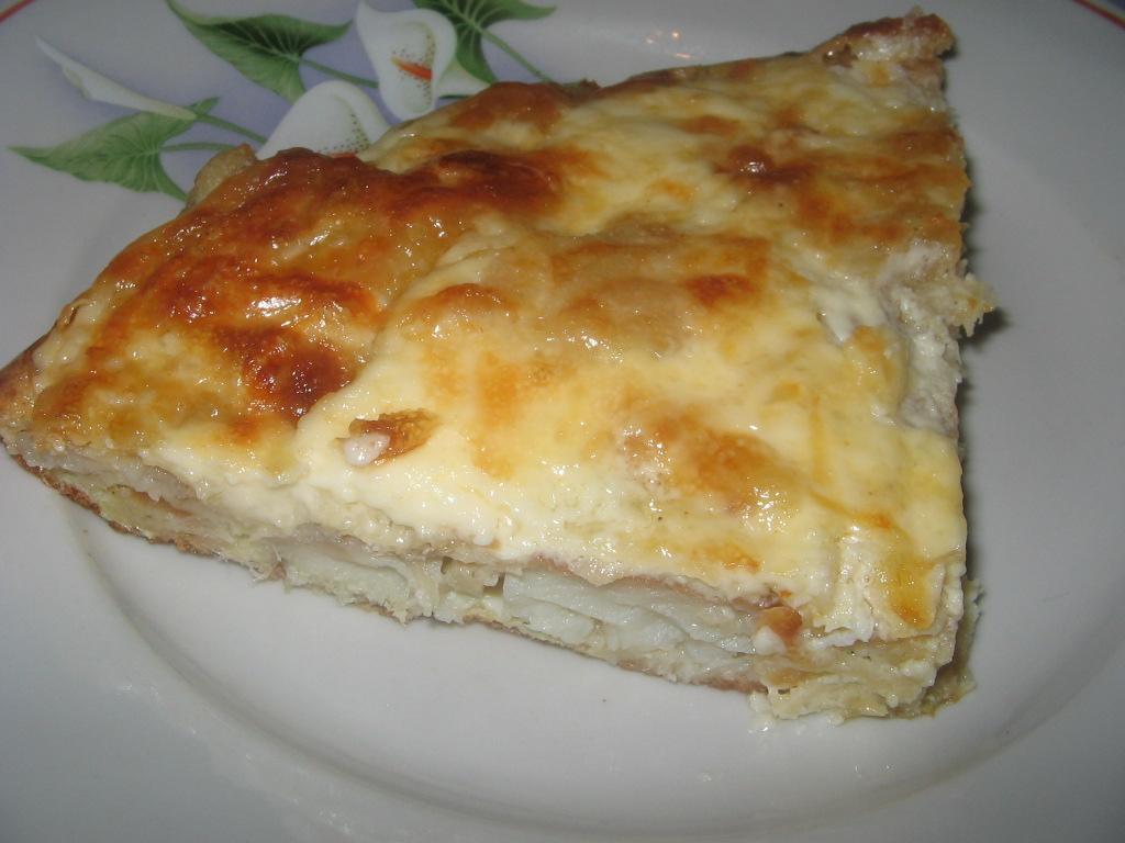Фото на тему: Рыба в сырном суфле. Рецепт