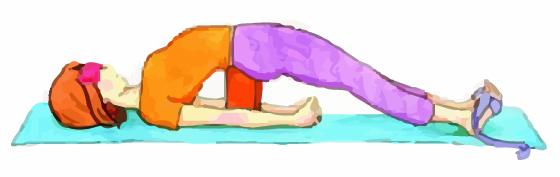 Фото на тему: Йога при болях в спине и пояснице