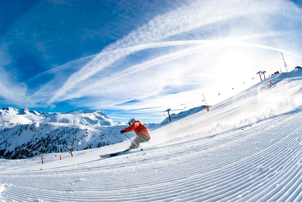 Фото - Недорогие горнолыжные курорты