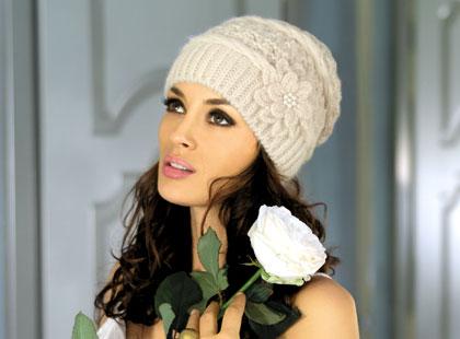 Фото - Подскажите схему шапочки и шарфа спицами?